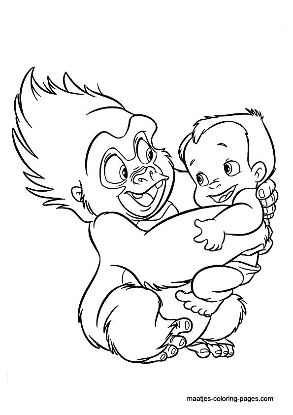 the gorillas voice>> | Baby Shower ideas | Pinterest | Dibujos de ...
