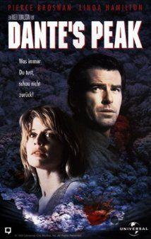 Dante S Peak 1997 Blockbuster Movies Love Movie Movies Worth Watching