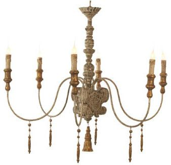 My Dining Room Chandelier