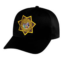 ffb062b7 CDCR Flexfit Ball Cap Black with Star Patch, L/XL. $13 | Correction ...