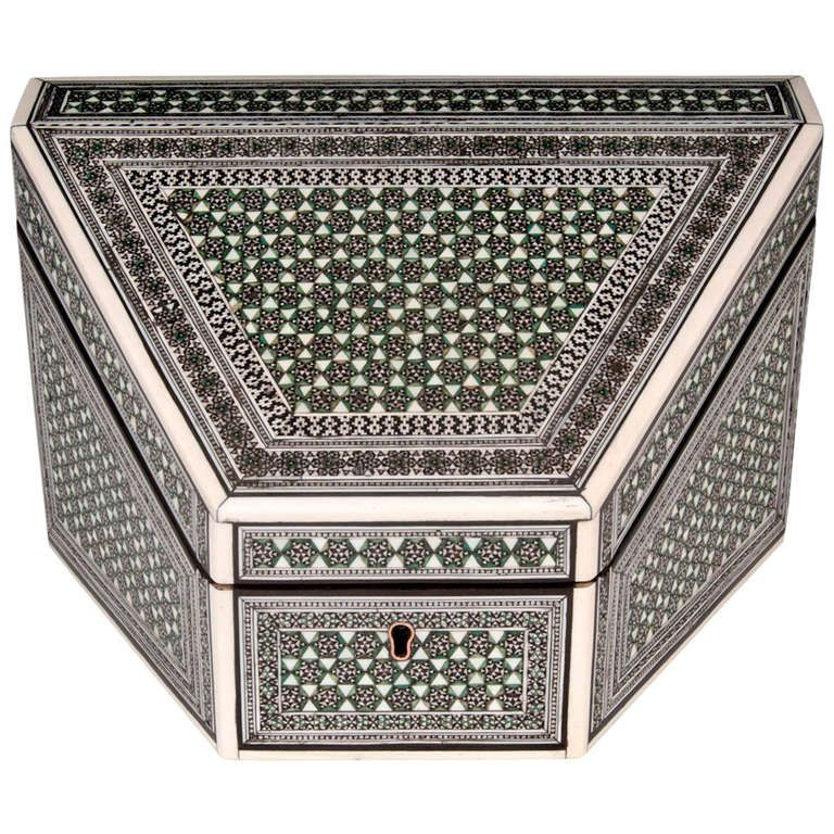 Decorative Stationery Boxes Sadeli Stationery Box