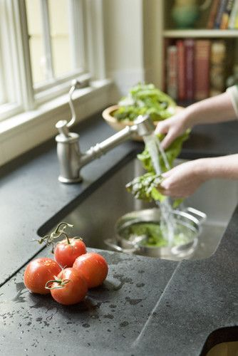 High Quality Honed Slate Countertop   Slate Countertops    Nonporous And Virtually Maintenance  Free. Scratches Can