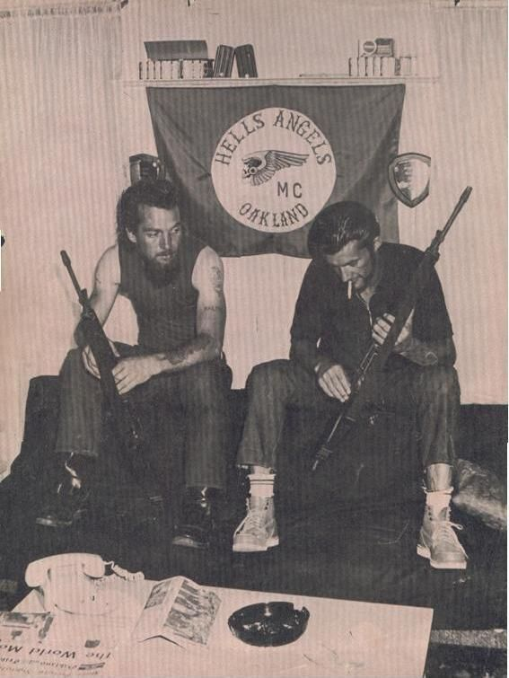 Pin on Motorcycles, guns and other manly shit  Sonny Barger Hells Angels 1970