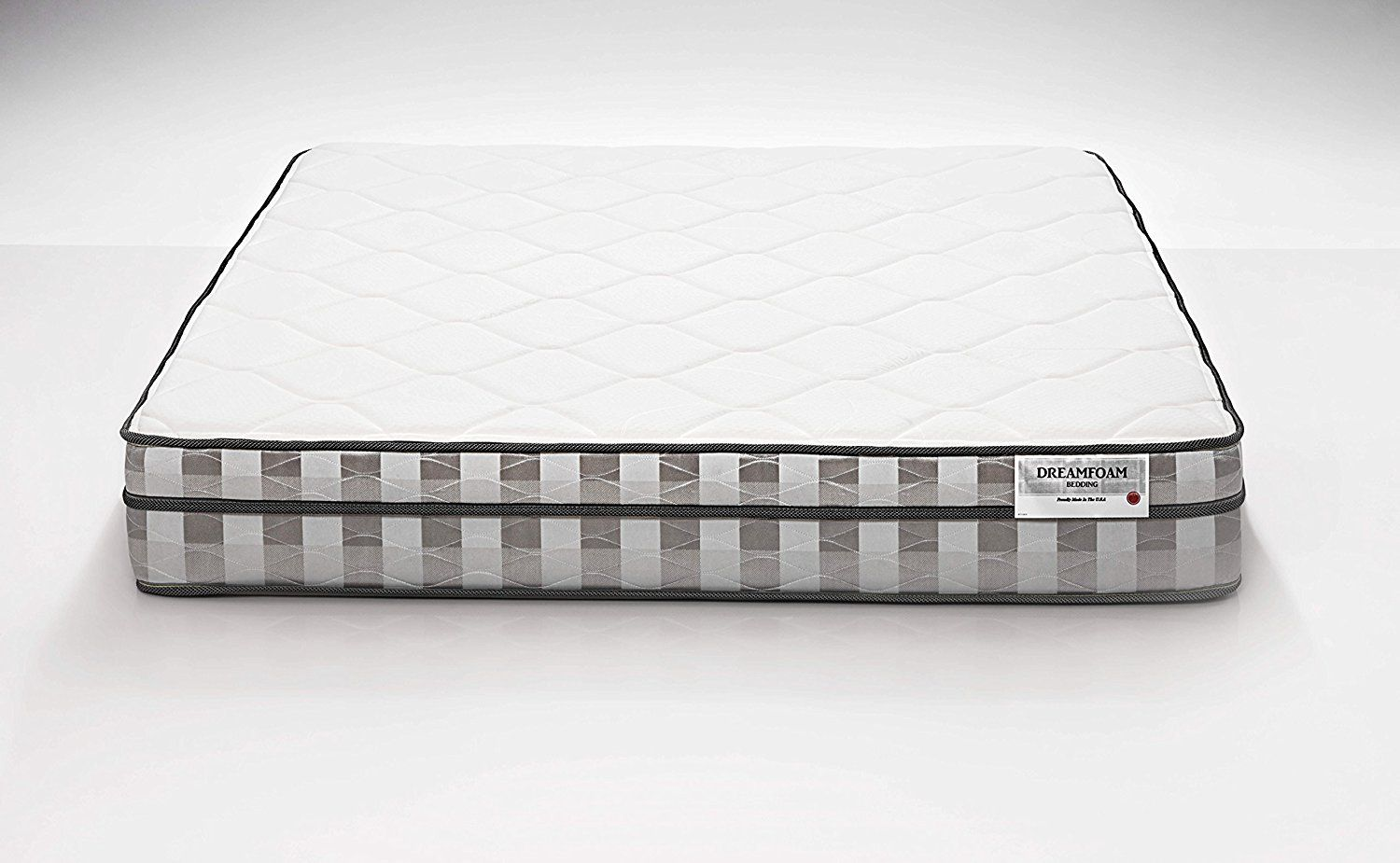 Dreamfoam Bedding Ultimate Dreams Short 9 Inch Crazy Euro Top Mattress Queen To View Further For This Item Visit The Image Link Th Euro Top Mattress Mattress Bed