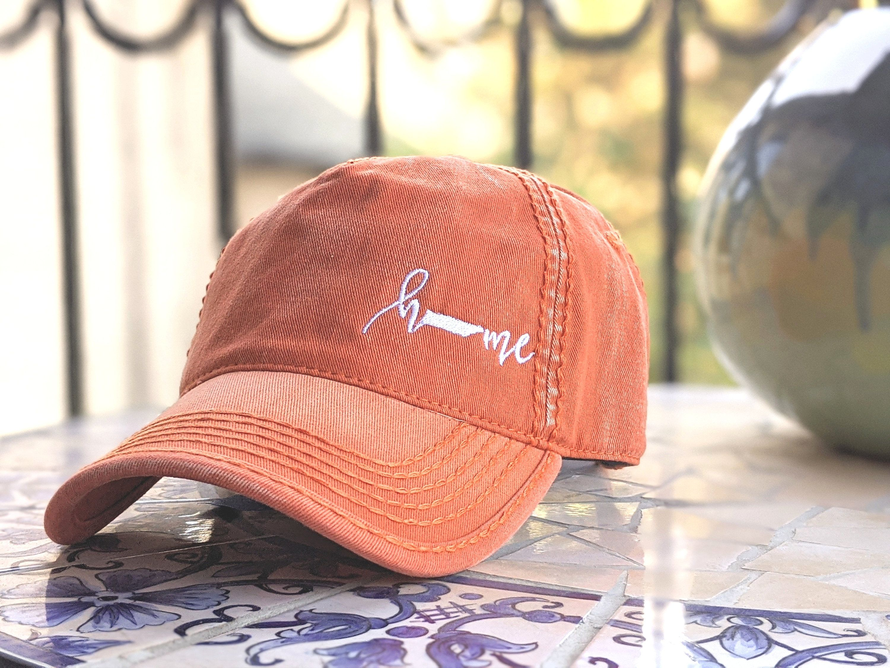 Women S Tennessee Hat Ponytail Or Baseball Tennessee Etsy Tennessee Hat Hats Women