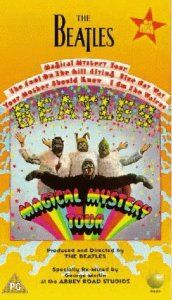 The Beatles - Magical Mystery Tour [1967] [VHS]: John Lennon, Paul ...