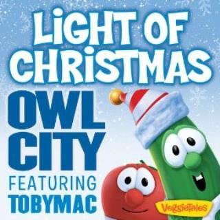 """Love this one also. """"Light of Christmas"""" by Owl City featuring Toby Mac."""