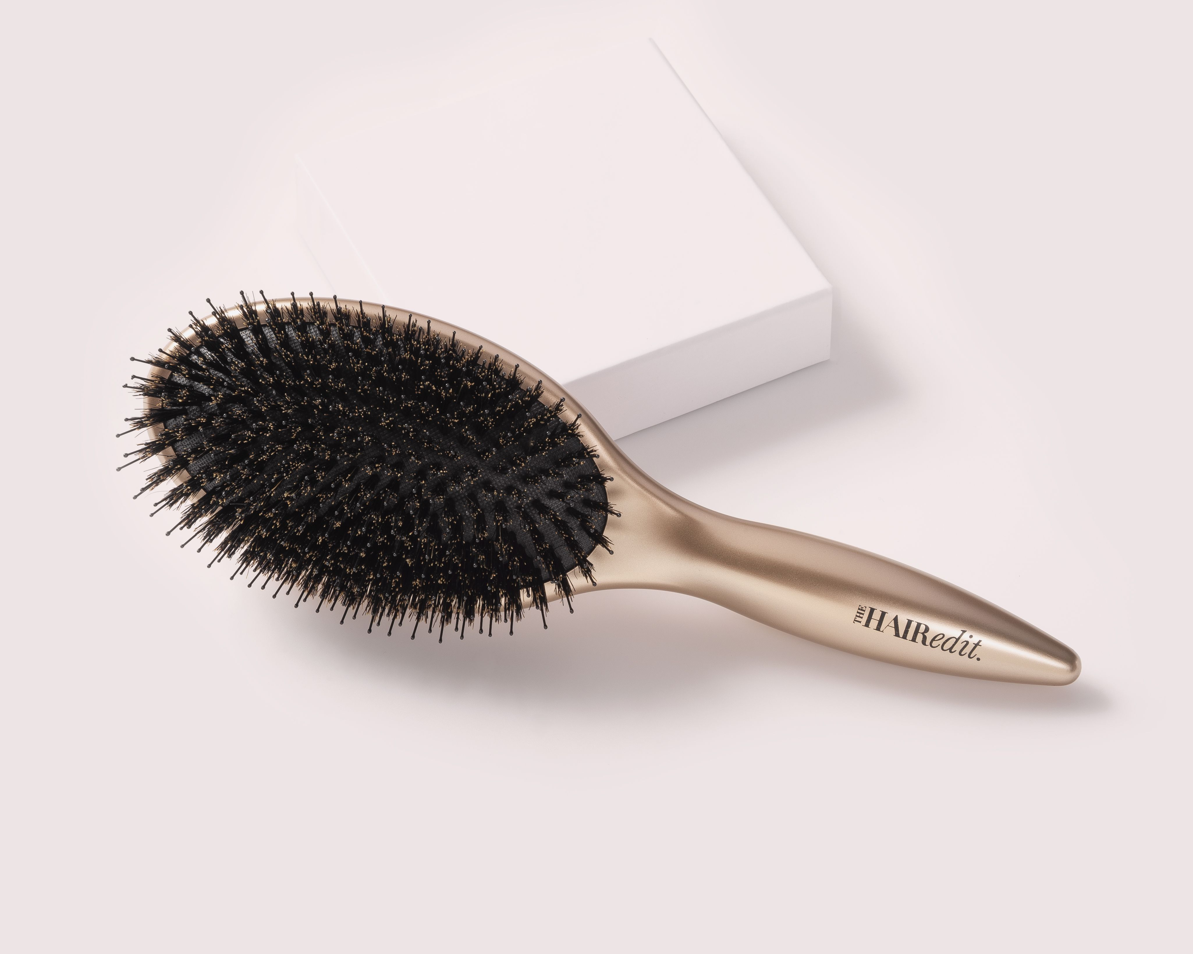 The Hair Edit Finish Shine Brush Ulta Beauty Boar Hair Brush Boar Bristle Brush Boar Brush