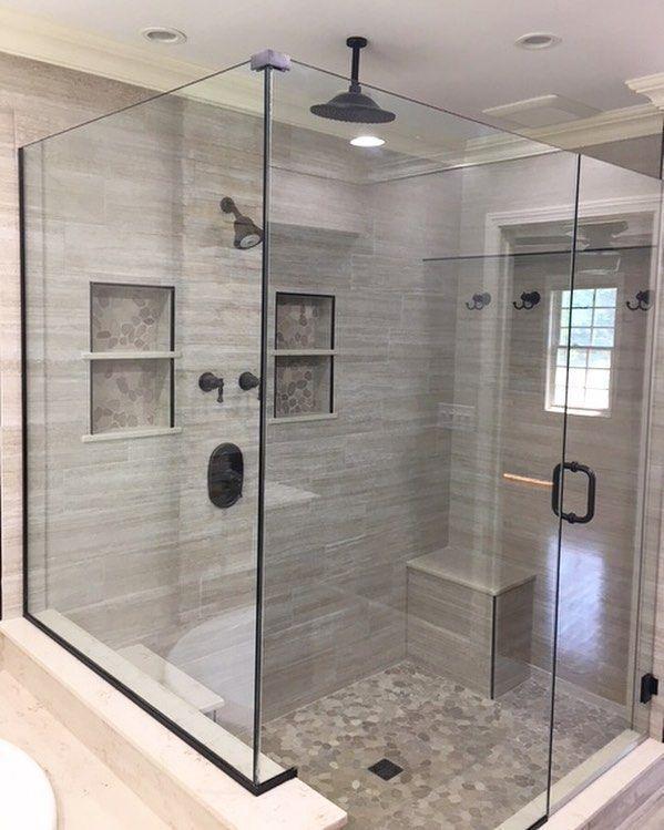 46 Magnificient Farmhouse Master Bathroom Remodel Ideas Decoratrend Com Budget Bathroom Remodel Modern Bathroom Design Bathrooms Remodel