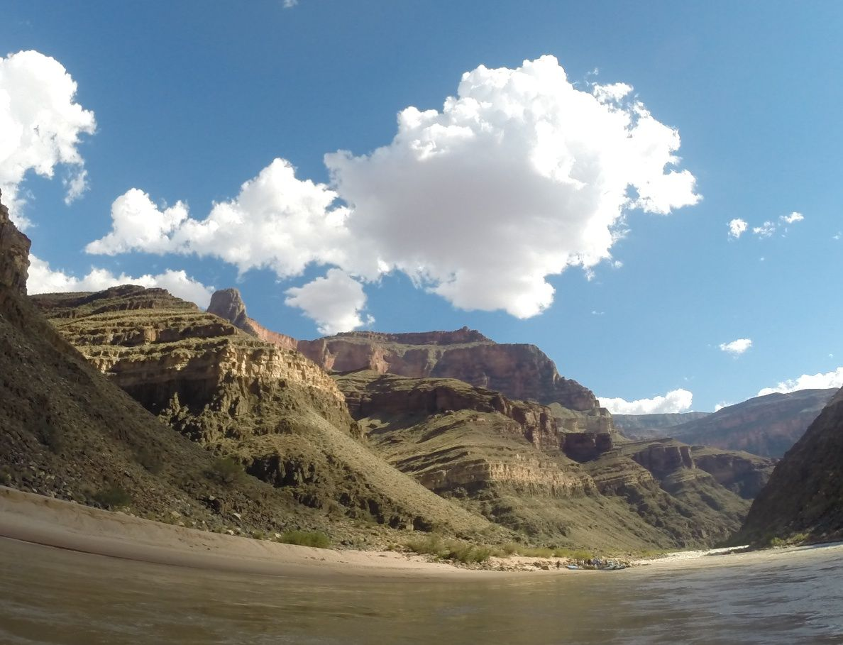 2014 Hatch Expedition rafting Colorado River thru Grand Canyon - the Canyon