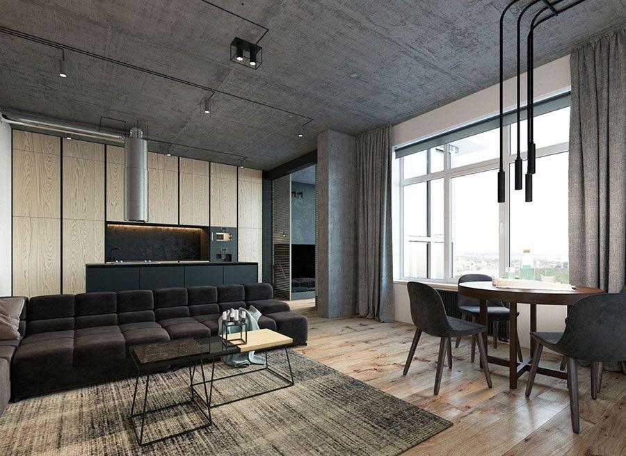 Arredamento Loft ~ Come arredare loft open space: 6 progetti di design mondodesign.it