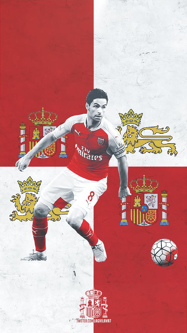 El Capitan #Arteta #Arsenal