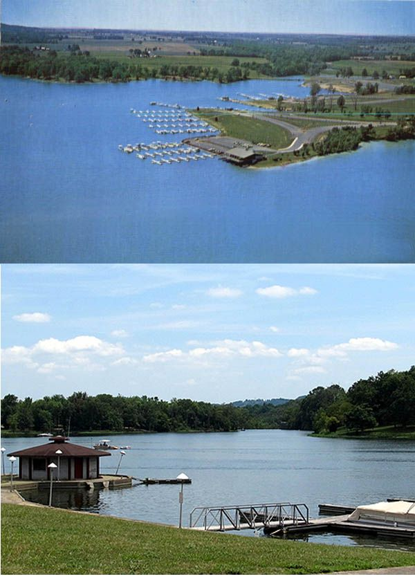 My favorite lake near home is rocky fork in hillsboro for Fishing lake fork