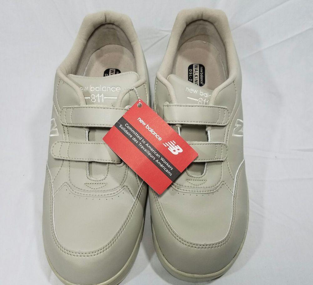 ab4070f002 Men's Tan Sz 16 Med - New Balance MW811 Walking Shoe DSL-2 New ...