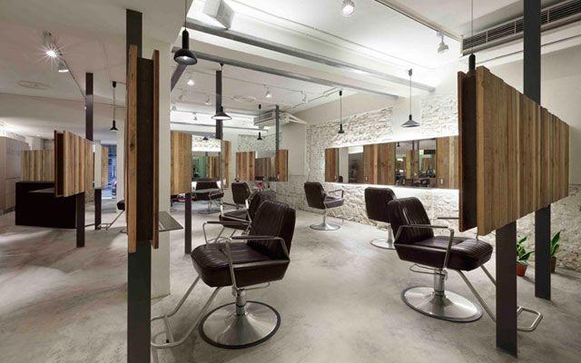 Decoraci n de peluquer as de dise o peluquer a en 2019 salon interior salon design y salon - Decoracion para peluqueria ...