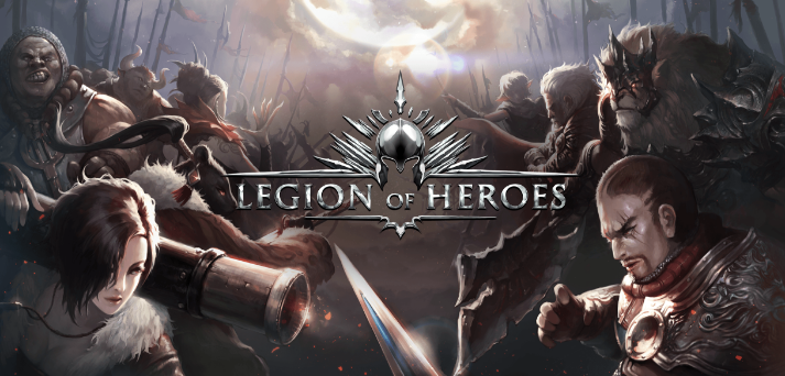 Download Legion of Heroes for Android http//apkyun
