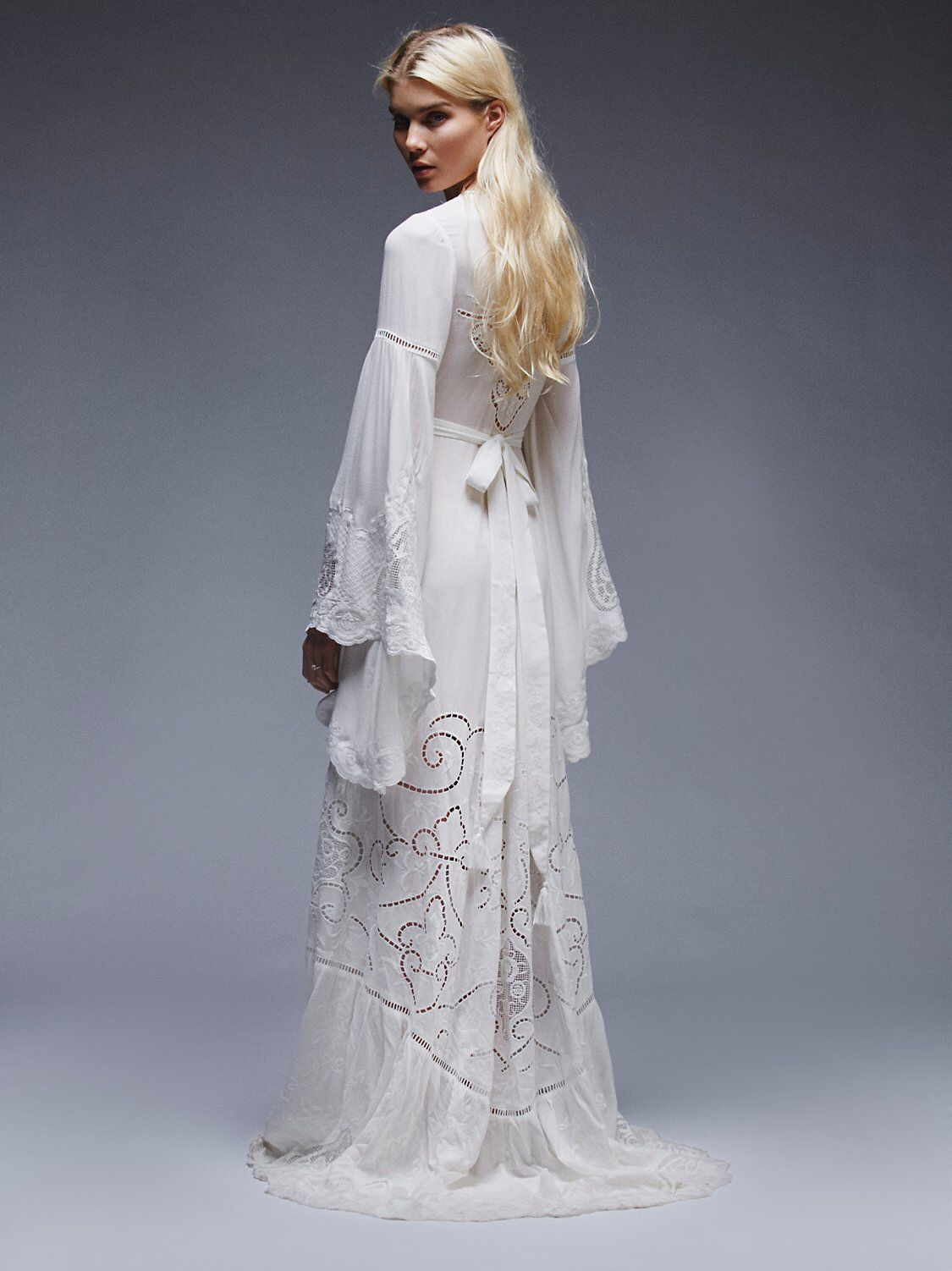 Gwendolyn Wrap Gown from Free People! | I do... I wish | Pinterest ...