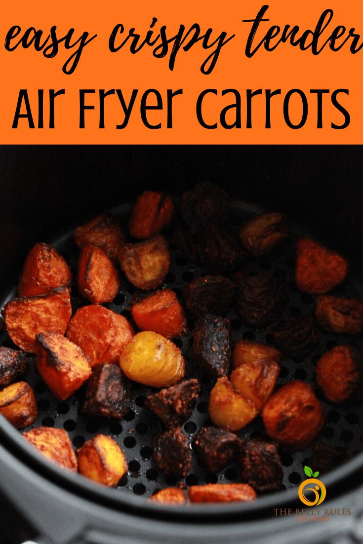 Air Fryer Carrots Recipe Superfood recipes, Food