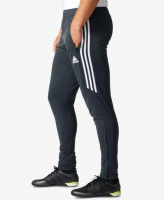 Adidas Men S Climacool Tiro 17 Soccer Pants Macys Com Soccer Pants Mens Workout Clothes Mens Fashion Suits