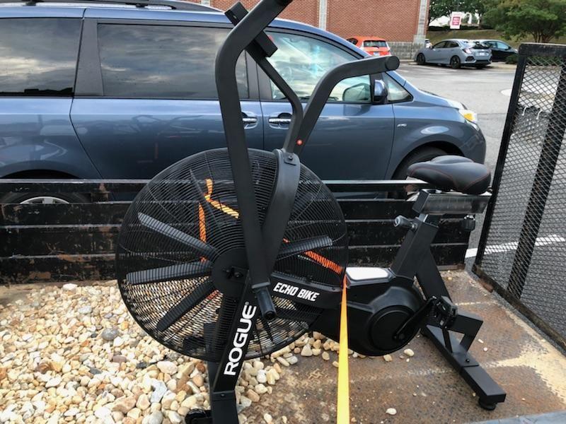 My Best Craigslist Find To Date 160 Rogue Echo Bike Biking