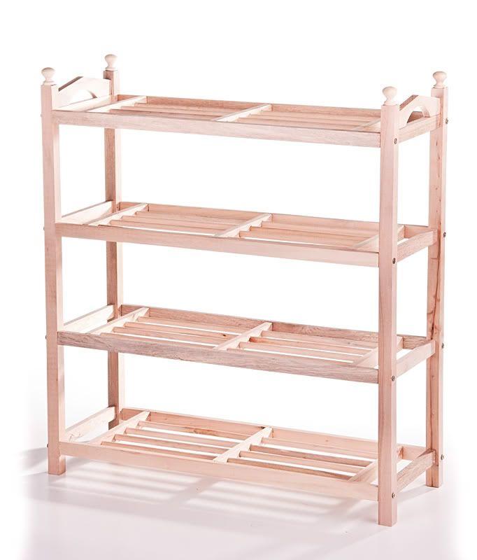 C47 Drewniana Polka Szafka Regal Na Buty Obuwie 4534556383 Oficjalne Archiwum Allegro Shelves Bookcase Home Decor