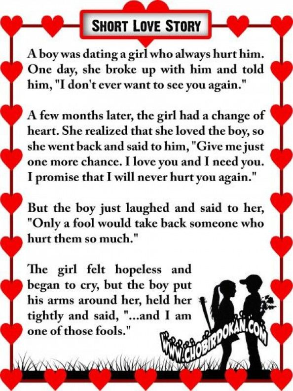 Short Romantic Love Stories Relationship  Sad Love -8652