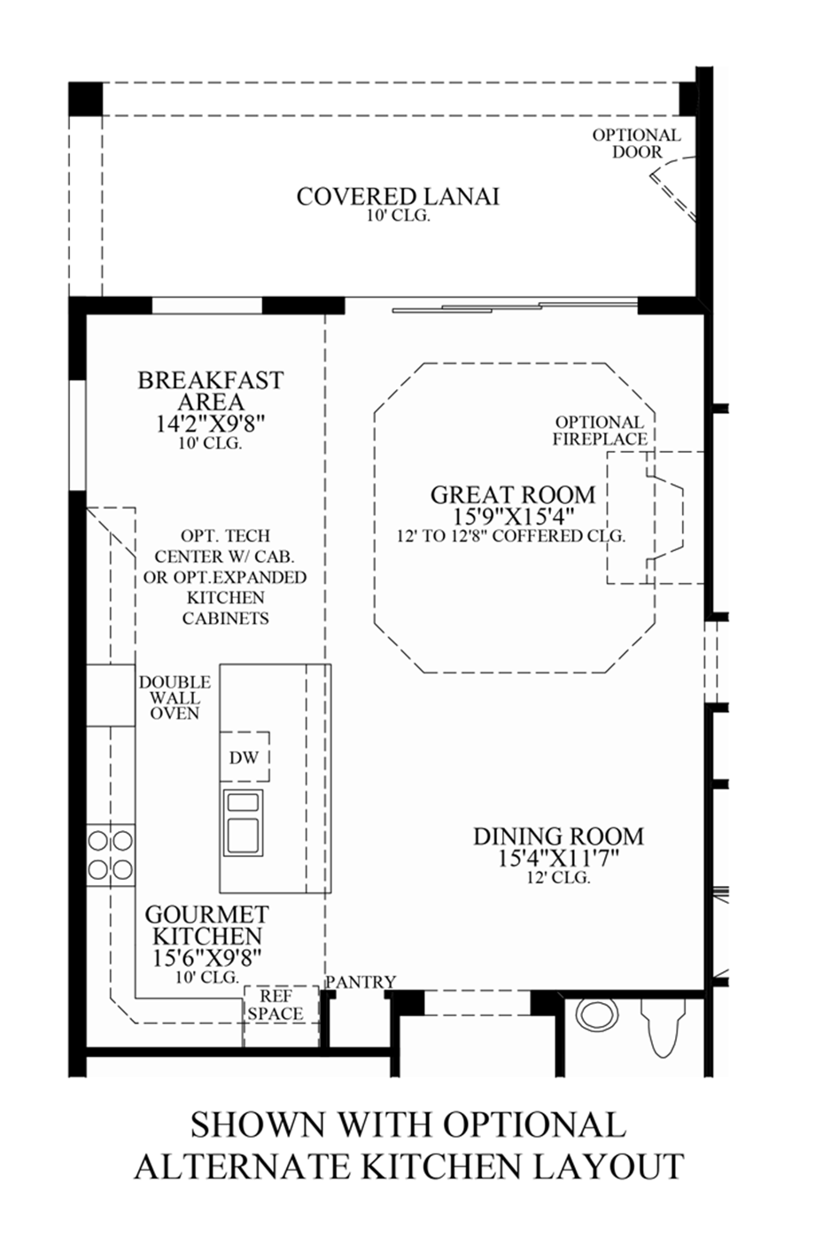 Image Result For 12 X 15 Kitchen Floor Plans Kitchen Layouts In