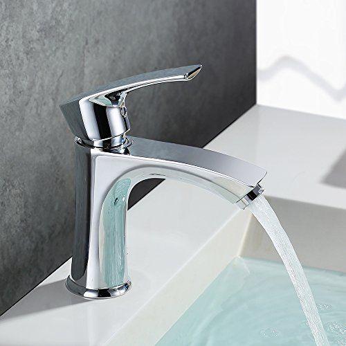 Homelody® homelody Wasserhahn/armatur für bad/Küchen Die Armatur ist aus robustem Messing gefertigt und anschließend verchromt. An alle üblichen Heiß- und Kaltwasser-Drucksysteme anschließbar. Mit ABS Bubbler lässt es das Wasser weich komfort, Kann das Wasser 30% Sparen. Standard 3/8 Zoll Norm-Anschluss,sehr leicht zu installieren, sogar für den Laien.