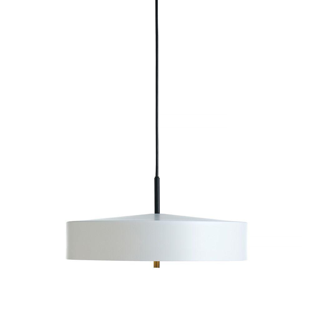 Cymbal pendant light white royaldesign lights