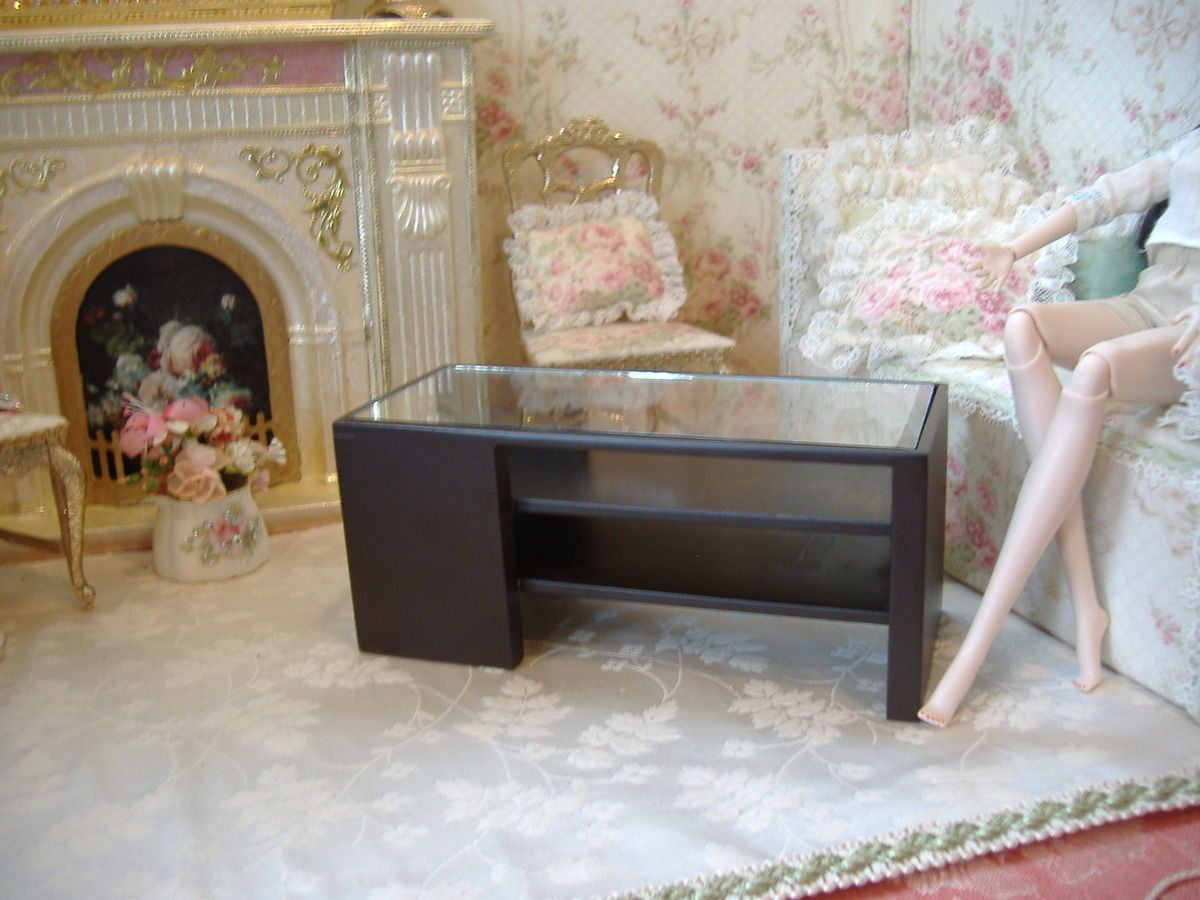 Fab Randall Craig Living Room Furniture Set Silkstone Barbie Fashion Royalty