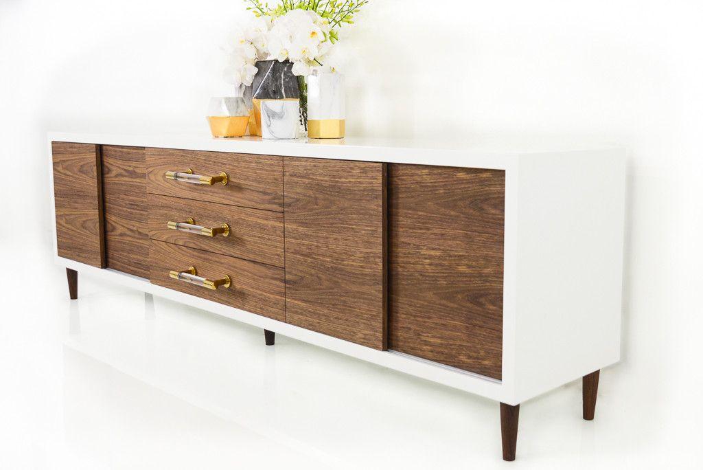 Brixton Walnut Credenza Walnut Credenza Credenza Furniture