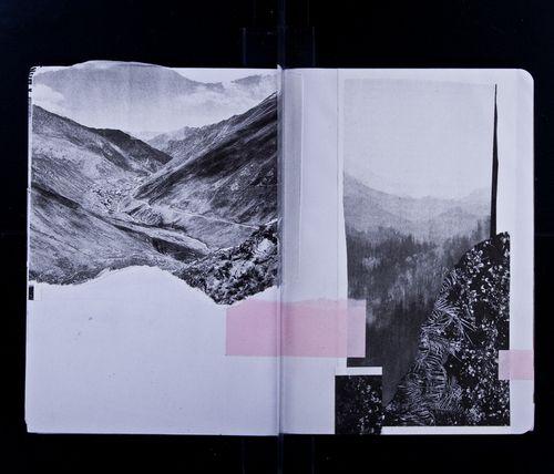 The Sketchbook Project 2013 by Isabelle Mattern, via Behance