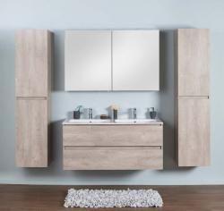 Bathroom Badkamermeubel Dario Betonlook 1200mm