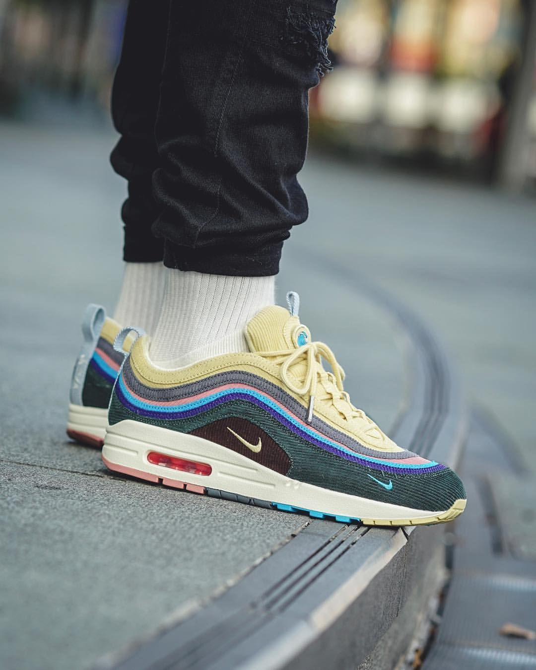 competitive price ae308 e05c7 Sean Wotherspoon x Nike Air Max 97/1 | Outfits | Sneakers ...