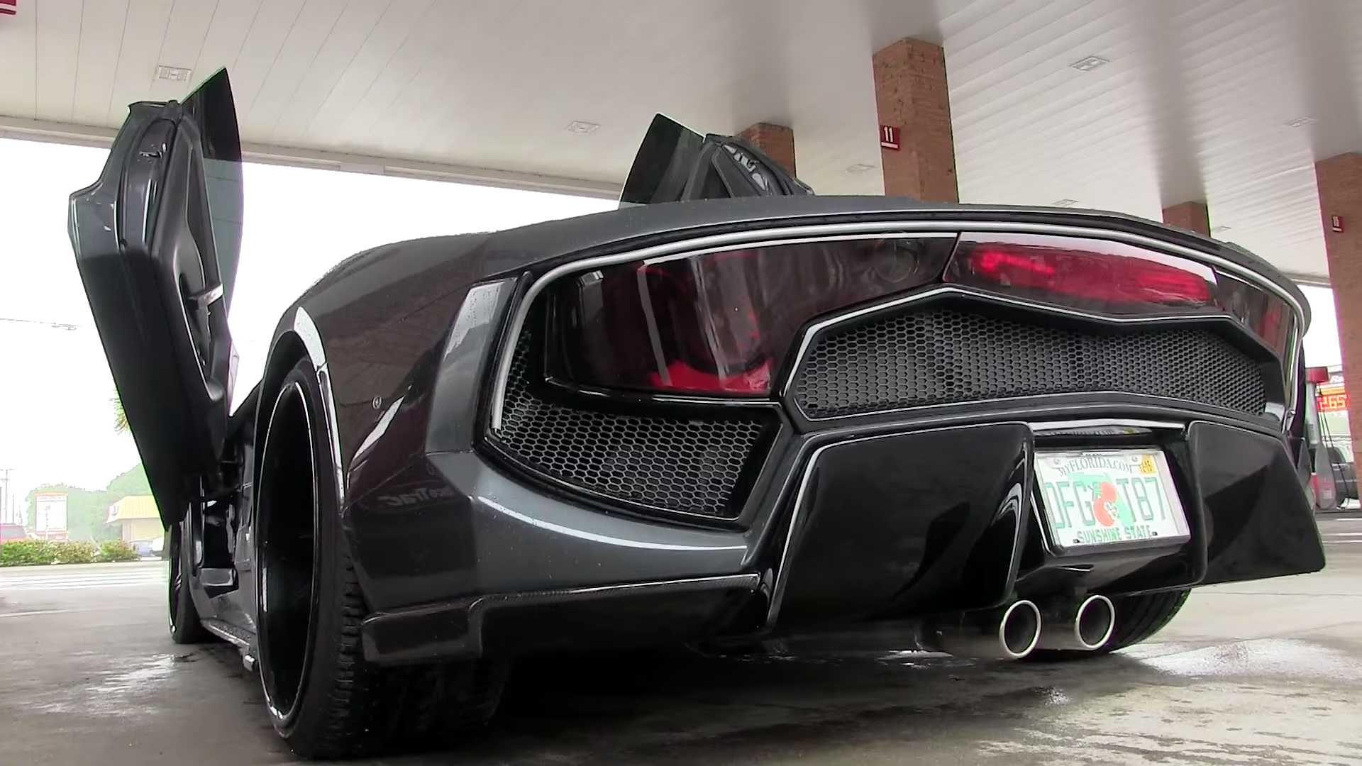 Vaydor 35 Infinity G35 As The Donor Car Full Kit Under 25 000 Super Cars Kit Cars Replica Replica Cars