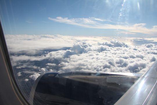 A Plane Ride To Rio de Janeiro