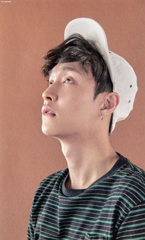 c3416d632e9d SCAN HQ  EXO EX ACT Lucky One - Korean ver.    OliV 올리브