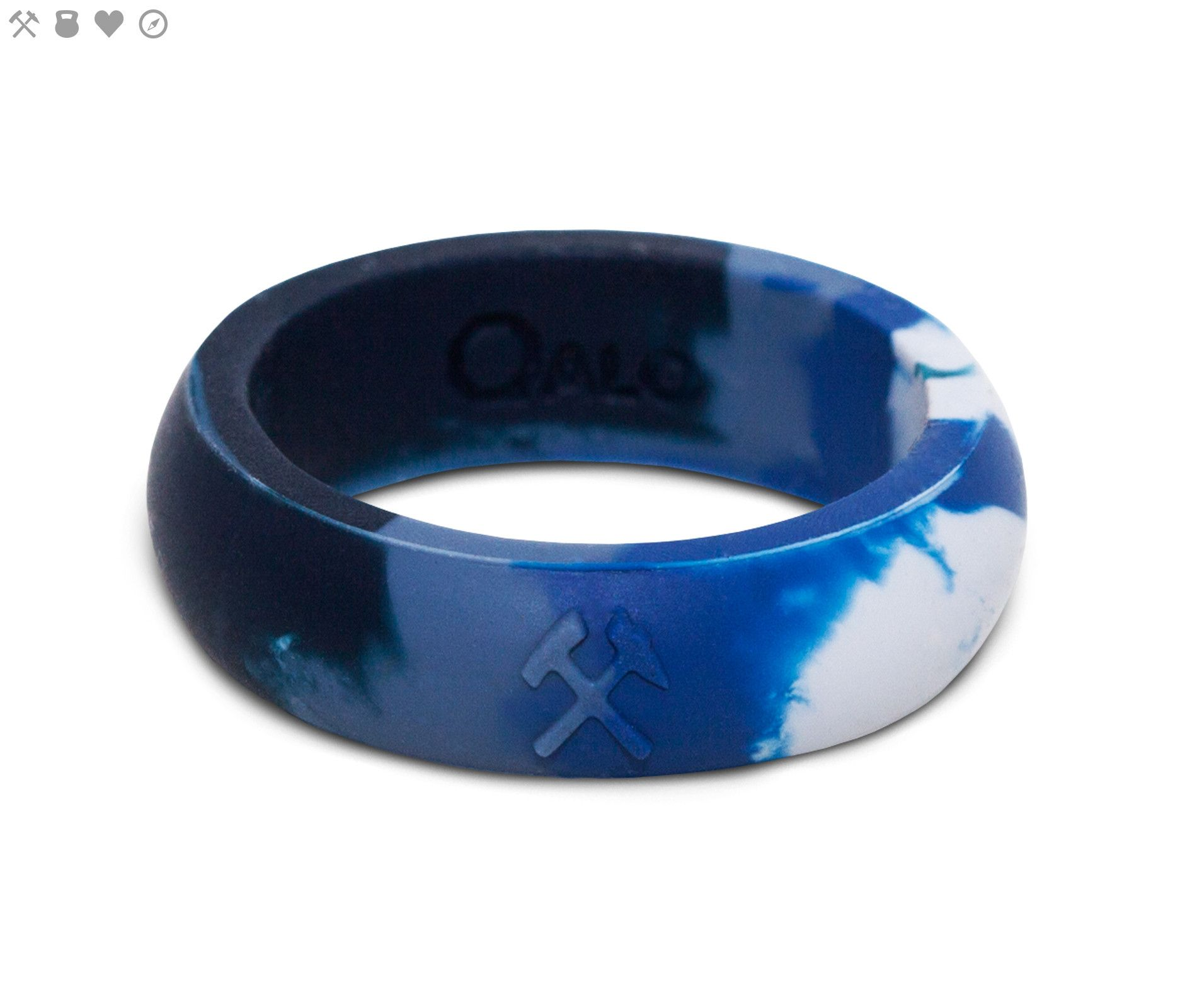 qalo q2x quality rings are designed for hardworking hands q2x