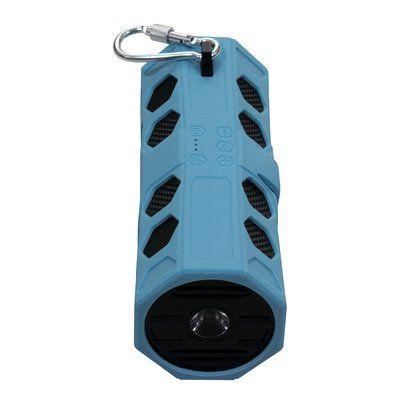Style Asia Aqua Sound Wireless Waterproof Bluetooth Speaker Color