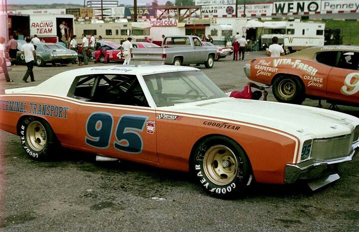 Pin By David On Nashville Fairgrounds Speedway Nascar Race Cars Vintage Muscle Cars Old Race Cars
