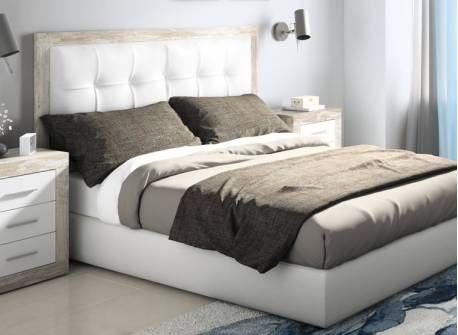 Cabecero de cama elegante y cómodo El cabecero de cama modelo ...