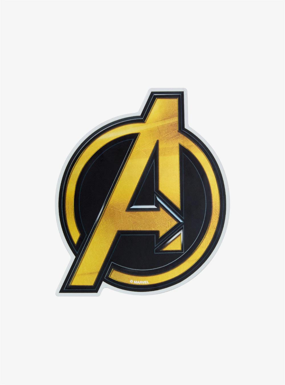 Marvel Avengers Logo Decal Avengers Logo Avengers Decals Marvel Avengers [ 1350 x 1000 Pixel ]