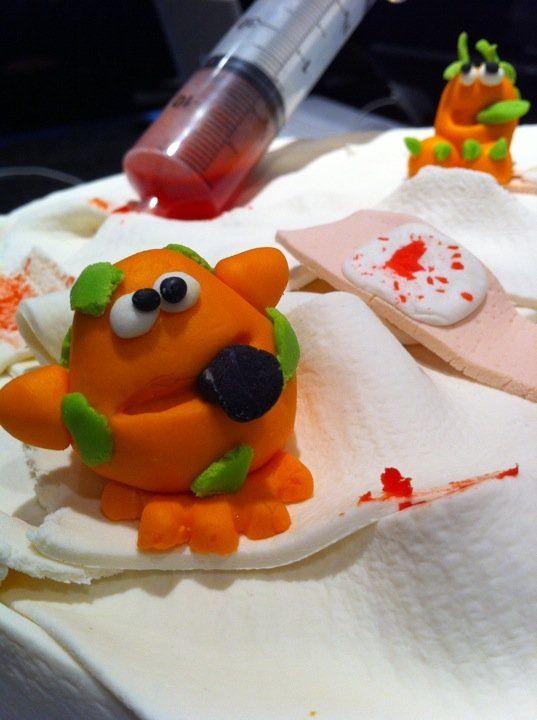 Cake Decorating Classes Tucson Az : Retirement cake for an Infection Control Nurse Infection prevention - work ideas Pinterest ...