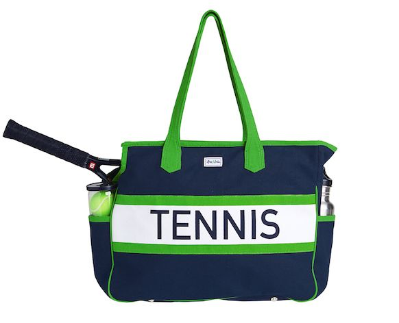 Ame And Lulu Varsity Tennis Bag Is Our Pick This Month Of The Best In New
