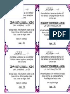 Contoh Ucapan Syukuran Khitanan Untuk Nasi Kotak Doc : contoh, ucapan, syukuran, khitanan, untuk, kotak, Contoh, Ucapan, Syukuran, Khitanan, Untuk, Kotak, IlmuSosial.id