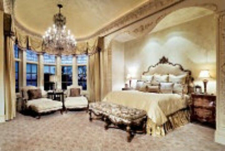 Rich Master Bedroom Bedroom 2