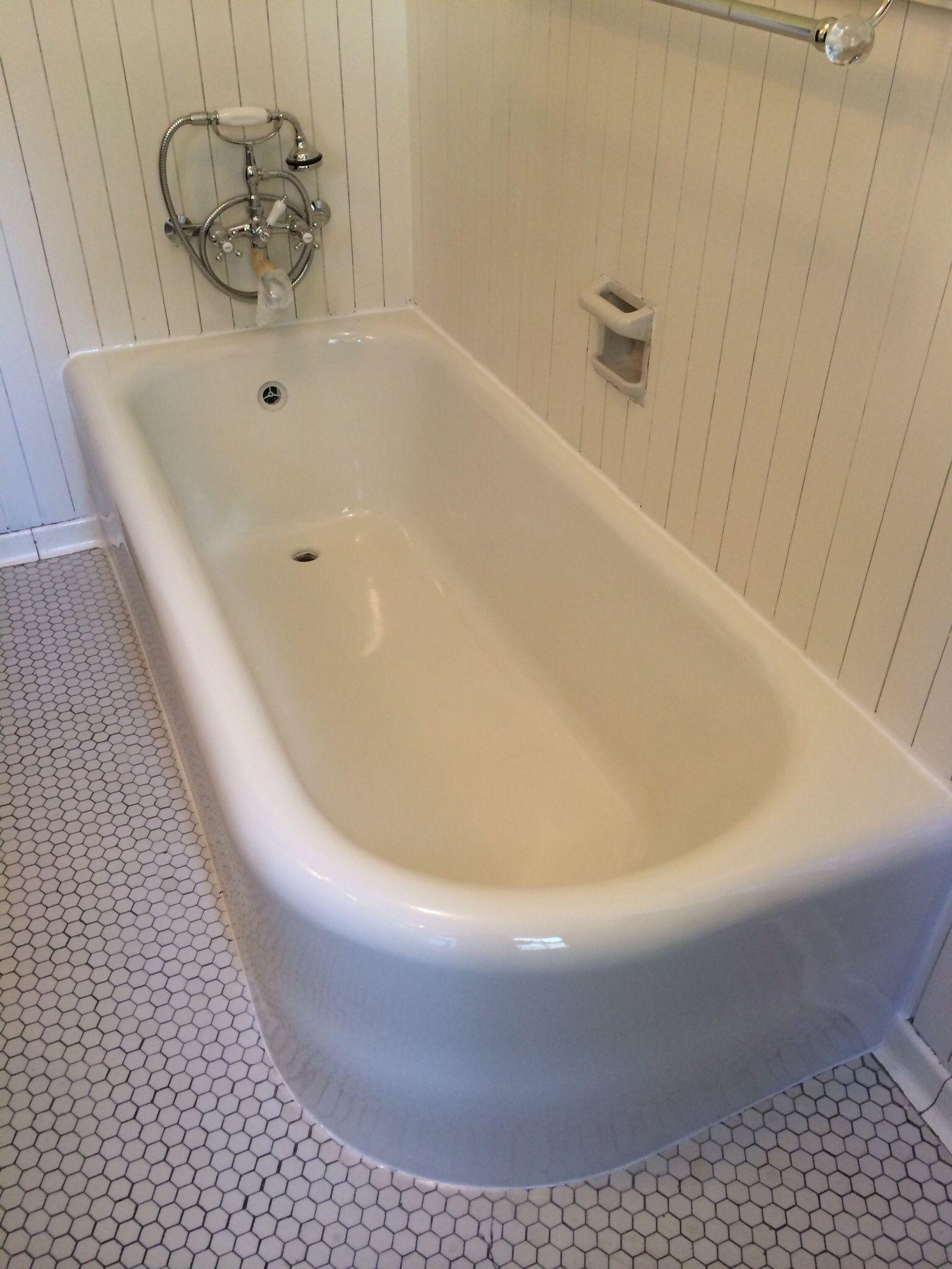Refinish Cast Iron Bathtub - BATHROOM DESIGN