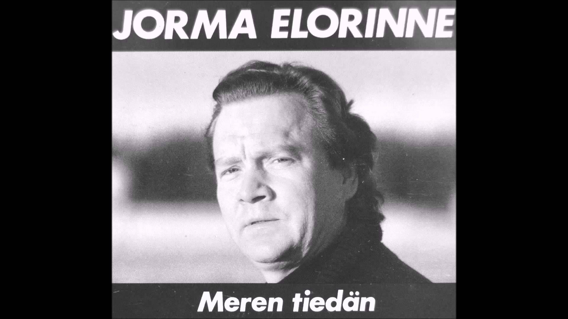 Jorma Elorinne - Kristallivirta - CD Meren tiedän 1988