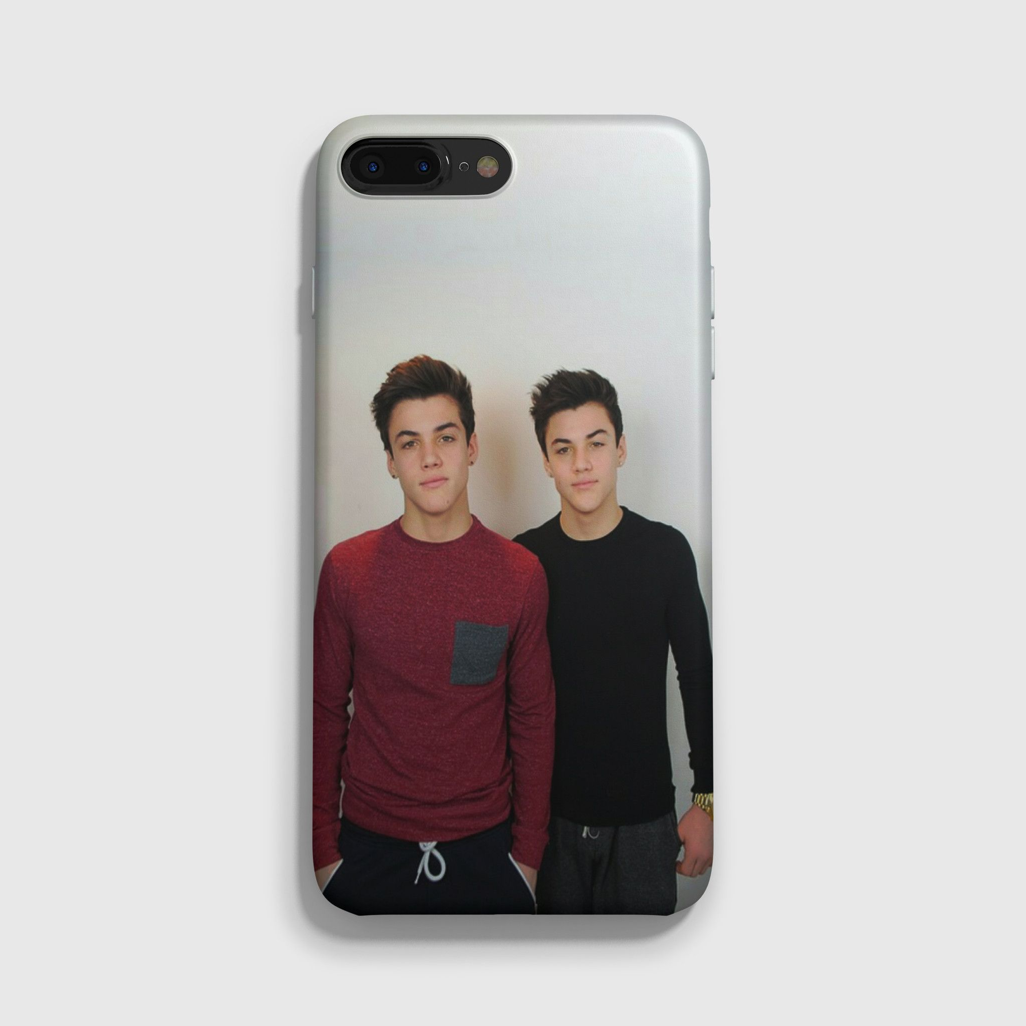 dolan twins iphone 7 case