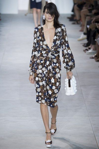 Michael Kors Collection Spring 2017 Ready to Wear Fashion